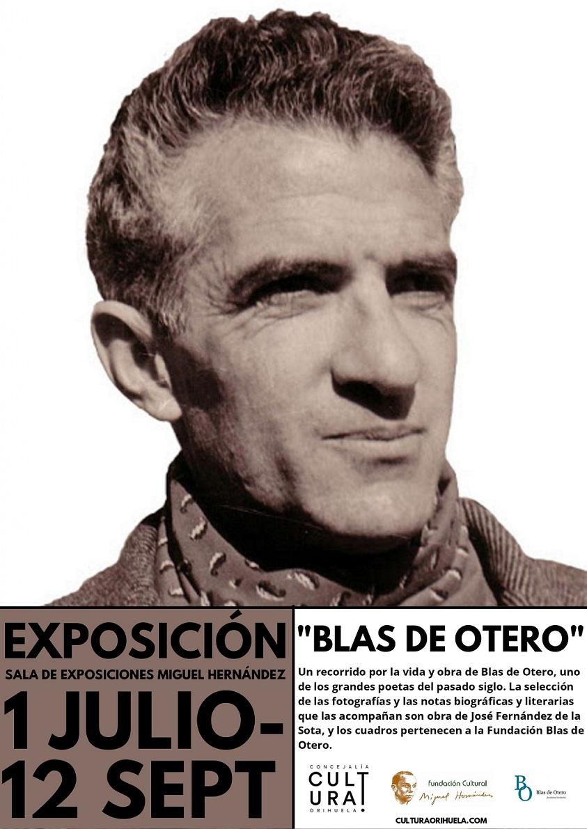 Exposición Blas de Otero
